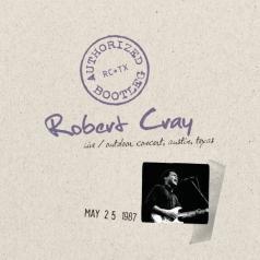Robert Cray (Роберт Крей): Authorized Bootleg - Live
