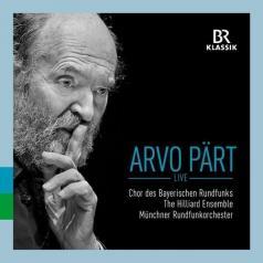 Bavarian Radio Chorus: Arvo Part - Collage Uber B-A-C-H. 7 Magnificat Antiphons. Cecilia, Vergine Romana