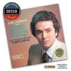 José Carreras (Хосе Каррерас): Sings