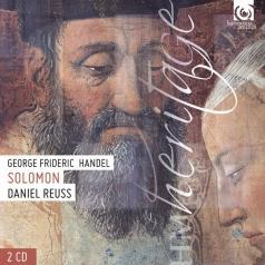 Haendel / Solomon/Akademie Fur Alte Musik Berlin, Daniel Reuss