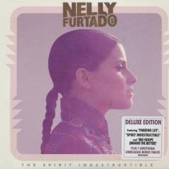 Nelly Furtado (Нелли Фуртадо): The Spirit Indestructible - deluxe