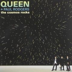 Paul Rodgers (Пол Роджерс): The Cosmos Rocks