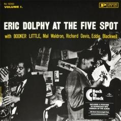Eric Dolphy (Эрик Долфи): At The Five Spot
