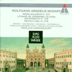 Nikolaus Harnoncourt (Николаус Арнонкур): Missa Solemnis