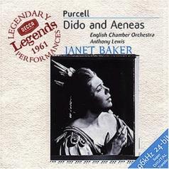 Jane Baker (ДжейнБэйкер): Purcell: Dido And Aeneas