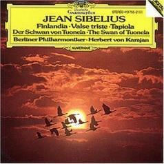 Herbert von Karajan (Герберт фон Караян): Sibelius: Finlandia; Valse triste; Tapiola; The Sw