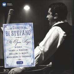 Giuseppe Di Stefano (Джузеппе Ди Стефано): Giuseppe Di Stefano - The Opera Singer