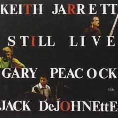 Keith Jarrett (Кит Джарретт): Still Live