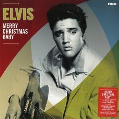 Elvis Presley (Элвис Пресли): Merry Christmas Baby