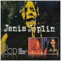 Janis Joplin (Дженис Джоплин): I Got Dem Ol' Kozmic Blues Again Mama! / Love, Janis