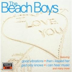 The Beach Boys (Зе Бич Бойз): I Love You