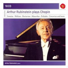 Arthur Rubinstein (Артур Рубинштейн): Rubinstein Plays Chopin - Sony Classical