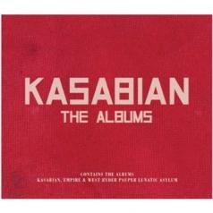 Kasabian (Касабиан): The Albums