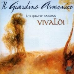 Il Giardino Armonico (Гармонический сад): Concertos - The Four Seasons, La Tempesta Di Mare, Il Piacere (Alternative Art Cover)