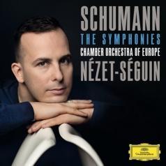 Yannick Nezet-Seguin (Янник Незе-Сеген): Schumann: Symphonies Nos.1 - 4