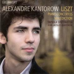 Alexandre Kantorow (Александр Канторов): Piano Concertos
