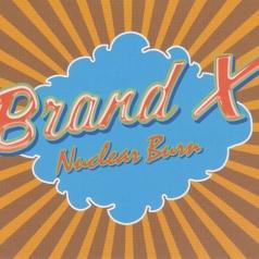 Brand X (Бренд Икс): Nuclear Burn (The Virgin Albums)