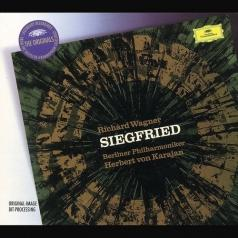 Herbert von Karajan (Герберт фон Караян): Wagner: Siegfried