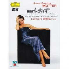 Anne-Sophie Mutter (Анне-Софи Муттер): Life With Beethoven