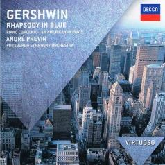 Andre Previn (Андре Превин): Gershwin: Rhapsody In Blue