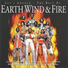 Earth, Wind & Fire: Let's Groove - The Best Of
