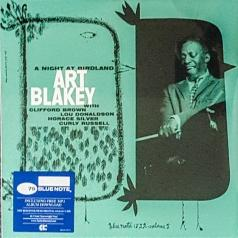 Art Blakey (Арт Блейки): A Night At Birdland, Vol.2