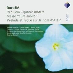 Maurice Durufle (Морис Дюрюфле): Sacred Vocal Works