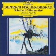 Dietrich Fischer-Dieskau (Дмитрий Фишер-Дискау): Schubert: Winterreise