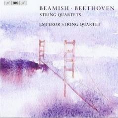 Emperor String Quartet (Императорский струнный квартет): Beamish: String Quartets Nos.