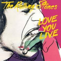 The Rolling Stones (Роллинг Стоунз): Love You Live