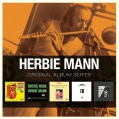 Herbie Mann (Херби Манн): Original Album Series