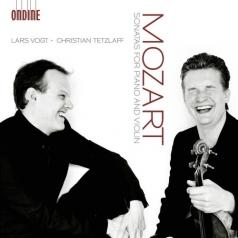 Lars Vogt (Ларс Фогт): Mozart: Sonatas For Piano