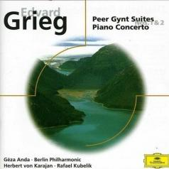 Rafael Kubelik (Рафаэль Кубелик): Edvard Grieg: Peer Gynt-Suiten Nr. 1 & 2