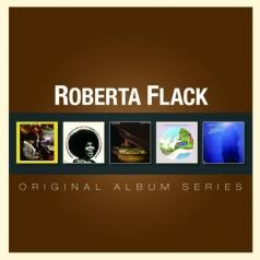 Roberta Flack (Роберта Флэк): Original Album Series