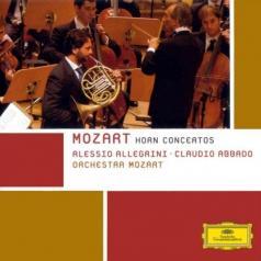 Claudio Abbado (Клаудио Аббадо): Mozart: Horn Concertos