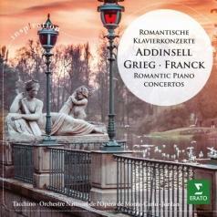 A. Jordan Tacchino: Romantische Klavierkonzerte - Romantic Piano Concertos
