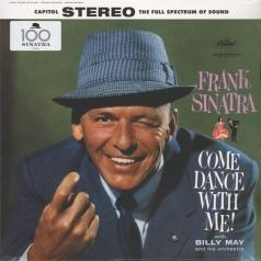 Frank Sinatra (Фрэнк Синатра): Come Dance With Me!