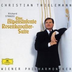 Christian Thielemann (Кристиан Тилеманн): R. Strauss: Eine Alpensinfonie, Op.64, TrV 233