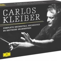 Carlos Kleiber (Карлос Клайбер): Complete Orchestral Recordings