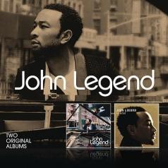John Legend (Джон Ледженд): Once Again/Get Lifted