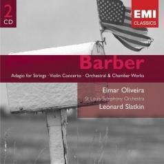 Saint Louis Symphony Orchestra (Сент-Луисский симфонический оркестр): Adagio For Strings, Violin Concerto