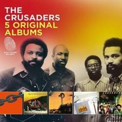 The Crusaders (Зе Кросадерс): Original Albums