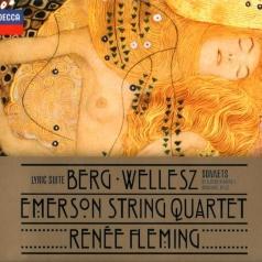 Emerson String Quartet: Berg: Lyric Suite