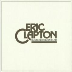 Eric Clapton (Эрик Клэптон): The Studio Album Collection