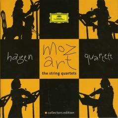 Hagen Quartet (Квартет Хаген): Mozart: String Quartets