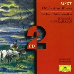 Herbert von Karajan (Герберт фон Караян): Liszt: Orchestral Works