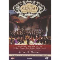 Sir Neville Marriner (Невилл Марринер): Handel: Messiah - The 250th Anniversary Performanc