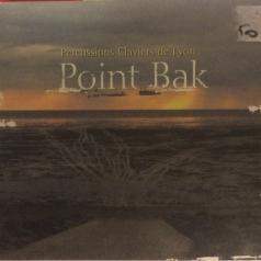Lecointe, Gerard/Music For Percussions: Point Bak. Apres Masques. Nocturnes/The Percussions Claviers De Lyon