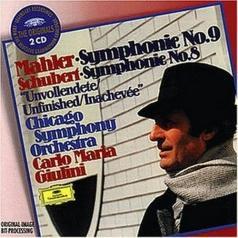 Carlo Maria Giulini (Карло Мария Джулини): Mahler: Symphony No.9/ Schubert: Symphony No.8