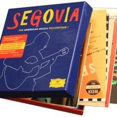 Andres Segovia (Андрес Сеговия): The American Decca Recordings 1